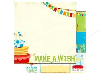 Bo Bunny 12 x 12 in. Paper Surprise Cake (25 piece)