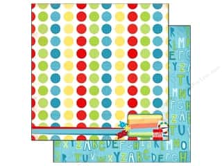 Bo Bunny Birthdays: Bo Bunny 12 x 12 in. Paper Surprise! Collection Dots (25 pieces)