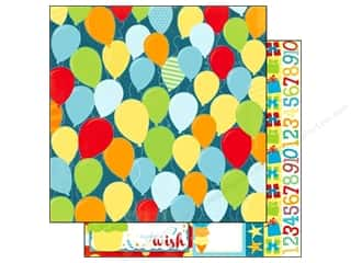 Bo Bunny Paper 12x12 Surprise Pop (25 piece)