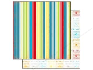 Bo Bunny Paper 12x12 Surprise Stripe (25 piece)