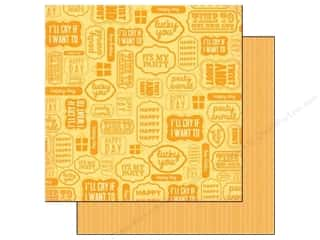 Bo Bunny Bo Bunny 12 x 12 in. Paper: Bo Bunny 12 x 12 in. Paper Surprise Collection Twist (25 pieces)