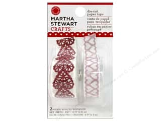 Martha Stewart Crafts Glue and Adhesives: Martha Stewart Paper Tape Die Cut Valentine