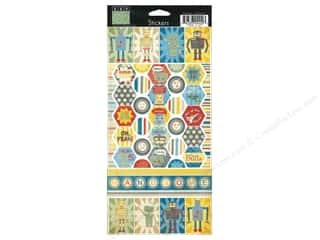Scrapbooking: Bazzill Cardstock Stickers MAC