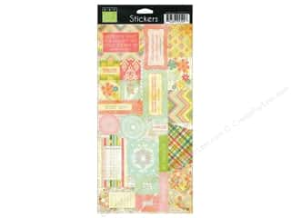 sticker: Bazzill Cardstock Stickers Ambrosia