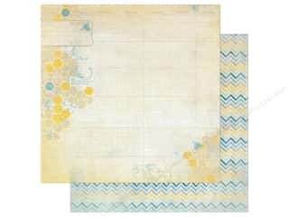 Authentique Paper 12 x 12 in. Seasons Summer One (25 piece)