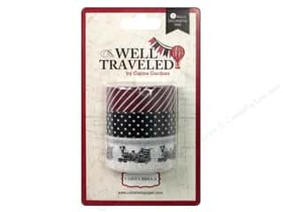 Carta Bella Decorative Tape Well Traveled