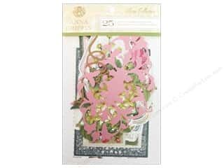 Anna Griffin Die Cut Olivia Embellishment