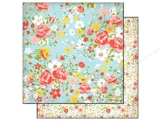 Clearance Blumenthal Favorite Findings: Echo Park 12 x 12 in. Paper Sisters Floral (15 piece)