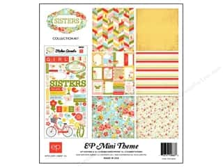 "Clearance Echo Park Collection Kit: Echo Park Collection Kit 12""x 12"" Sisters"