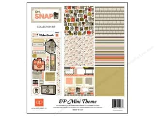 "Echo Park Collection Kit 12""x 12"" Oh Snap"