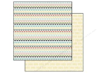 Carta Bella Carta Bella 12 x 12 in. Paper: Carta Bella 12 x 12 in. Paper So Noted Tiny Lace (25 pieces)