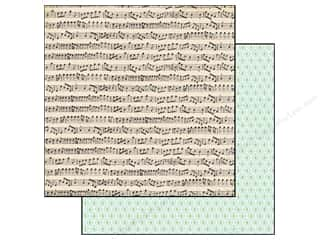 Scoring: Carta Bella Paper 12x12 So Noted Musical Score (25 piece)