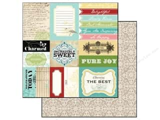 Carta Bella 12 x 12 in. Paper Note Cards (25 piece)