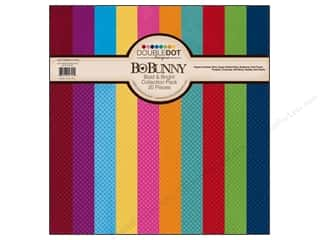 Bo Bunny Paper Collection Pack Double Dot Bold Bright