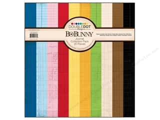 Bo Bunny Paper Collection Pack Double Dot Journal