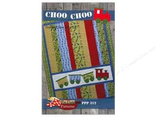 Patterns Clearance: Pie Plate Choo Choo Pattern