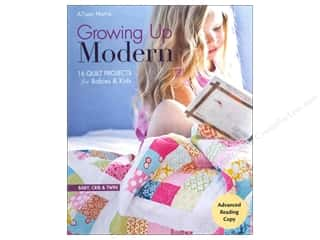 Mother's Day $10 - $24: Stash By C&T Growing Up Modern Book by Allison Harris