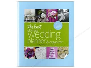 Wedding Clearance: Potter Publishers The Knot Ultimate Wedding Planner & Organizer Book