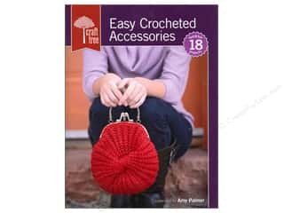 Craft Tree Easy Crocheted Accessories Book