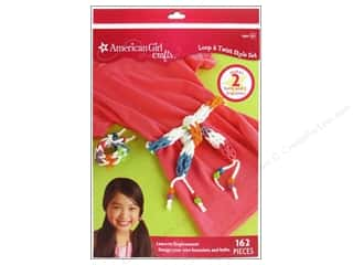 American Girl Kit Loop & Twist Style Set