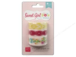 Echo Park Decorative Tape Sweet Girl