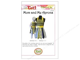 Quilt Woman.com Fat Quarter / Jelly Roll / Charm / Cake Patterns: QuiltWoman.com Mom And Me Aprons Pattern