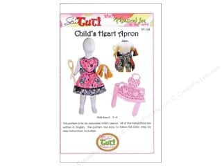 Child's Heart Apron Pattern