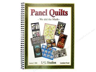 Panel Quilts: We Did The Math Book