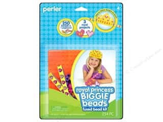 Weekly Specials Perler Fused Bead Kit: Perler Fused Bead Kit Biggie Royal Princess