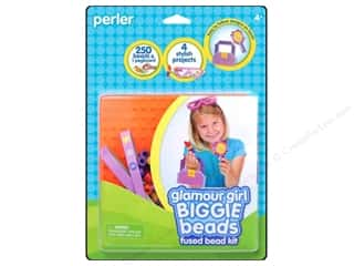 Weekly Specials American Girl Book Kit: Perler Fused Bead Kit Biggie Glamour Girl