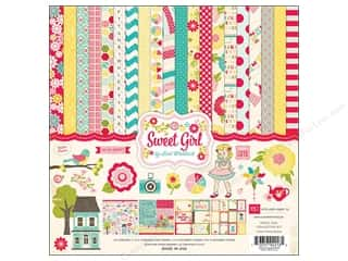 Echo Park Collection Kit 12 x 12 in. Sweet Girl