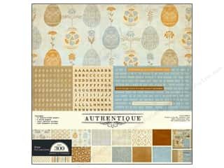 Clearance Blumenthal Favorite Findings: Authentique Collection Kit 12 x 12 in. Hope