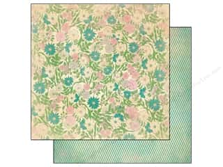 Spring Paper: Authentique 12 x 12 in. Paper Spring Two (25 piece)
