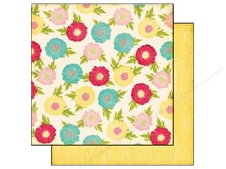 Echo Park 12 x 12 in. Paper Sweet Girl Flower Garden (25 piece)