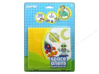 Perler Fused Bead Kit Space Aliens