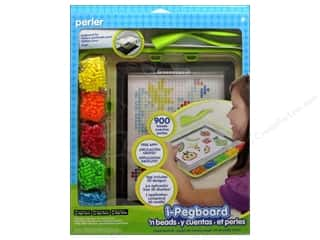 Tweezers Kid Crafts: Perler iPegboard Starter Kit