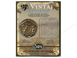 Sizzix Die Vintaj DecoEtch Die Sand & Sea