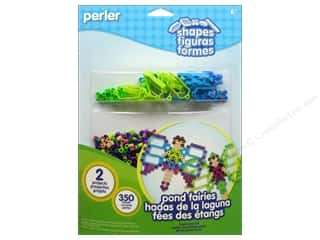 Perler Fused Bead Kit Shapes Pond Fairies