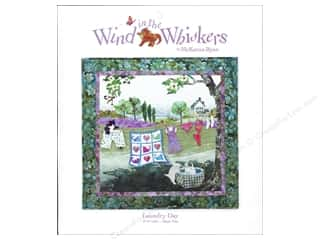 Wind In The Whiskers Laundry Day Pattern
