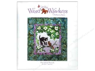 Pets Books & Patterns: Pine Needles Wind In The Whiskers Local Branch Pattern by McKenna Ryan