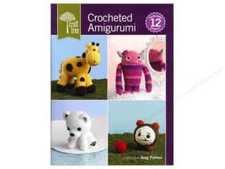 Doll Making Yarn & Needlework: Interweave Press Craft Tree: Crocheted Amigurumi Book by Amy Palmer