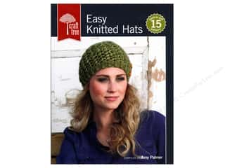Interweave Press Crochet & Knit: Interweave Press Craft Tree: Easy Knitted Hats Book by Amy Palmer