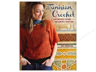 New Books & Patterns: Interweave Press The New Tunisian Crochet Book by Dora Ohrenstein
