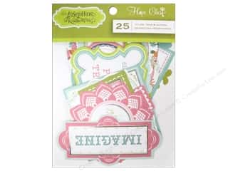 Blend Die Cut Hope Chest Titles