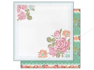 Generations Flowers: Blend Paper 12 x 12 in. Hope Chest Fancy That (25 pieces)
