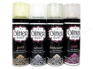 Therm O Web $4 - $5: Therm O Web Glitter Dust Assortment 4pc