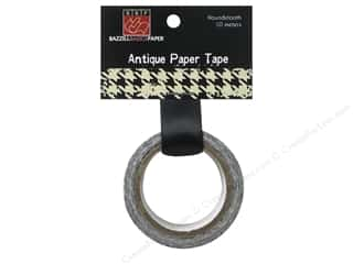 Bazzill Paper Tape Antique Houndstooth