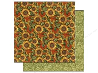 Graphic 45 Paper 12 x 12 in. French Country Sunflower (25 piece)