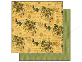 Graphic 45 Paper 12 x 12 in. French Country Promenade (25 piece)