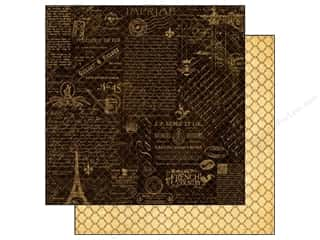 Graphic 45 Paper 12 x 12 in. French Country Montage (25 piece)